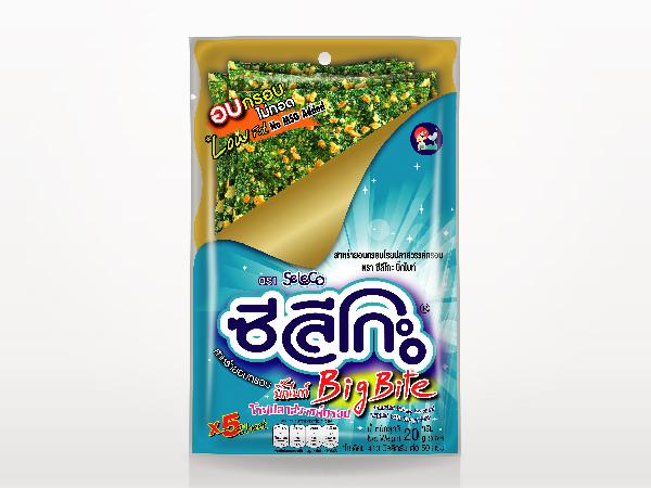 ซีลีโกะ Big Bite ปลาสวรรค์กรอบ  20 กรัม