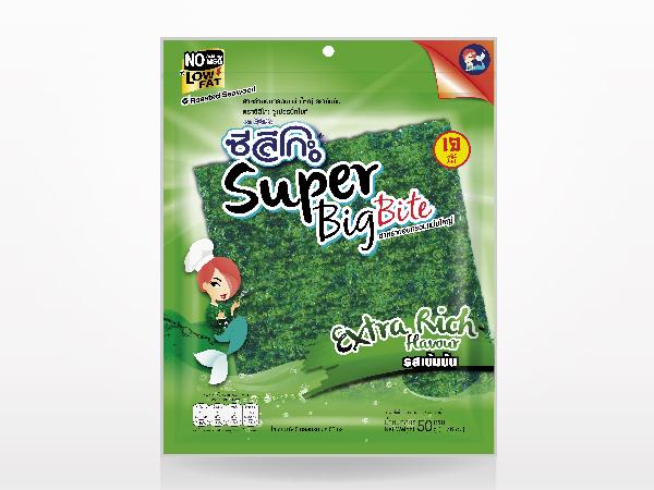 ซีลีโกะ Super Big Bite รสเข้มข้น  50 กรัม